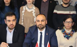 CHP Çorlu İlçe Yönetim Kurulu istifa etti