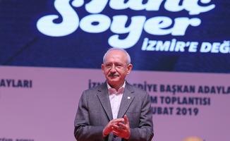 CHP Lideri Kılıçdaroğlu: 2 Bin 200 TL Maaş Almak ve İş Garantisi İçin CHP'ye Oy Vereceksin
