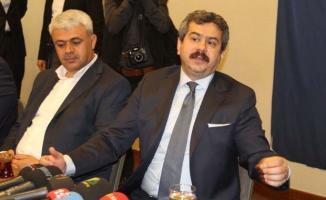 CHP, Siverek'te Fatih Mehmet Bucak'ın ismini seçim kuruluna bildirdi