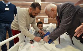Cibutili çocuklar şifayı Türkiye'de buldu