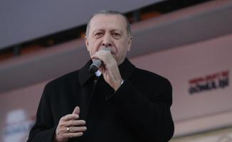 Cumhurbaşkanı Erdoğan: 31 Mart'ta AK Parti Belediyeciliği İle Tanışmaya Hazır Mısınız?
