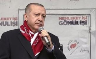Cumhurbaşkanı Erdoğan'dan Önemli Açıklama: Yokluk Değil Bereket Kuyruğu