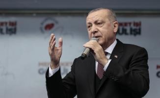 Cumhurbaşkanı Erdoğan: Nerede Hayırlı Bir İş Var, Karşısında CHP'yi Görürsünüz Bunların İşi Engellemek