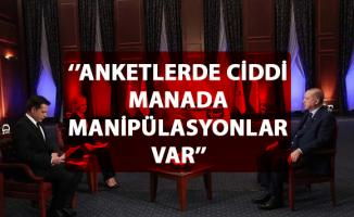 Cumhurbaşkanı Erdoğan, son anket sonuçları ile ilgili flaş açıklamalarda bulundu