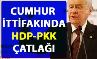 Devlet Bahçeli, 'AKP'li adayın HDP ziyareti' hakkında ne dedi?