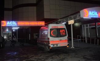 Diyarbakır Ergani'de Minibüs Devrildi! Çok Sayıda Yaralı Var