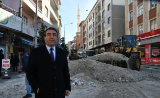 Doğu'da belediyelerin soğuk ve karla zorlu mücadelesi