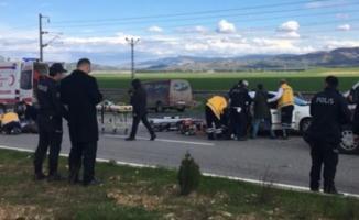 Ehliyetsiz Sürücü Kazası: Ölüler Var
