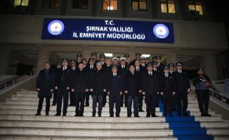 Emniyet Genel Müdürü Uzunkaya, Şırnak'ta
