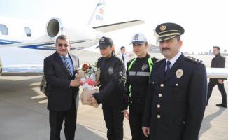 Emniyet Genel Müdürü Uzunkaya'dan Mardin'e ziyaret