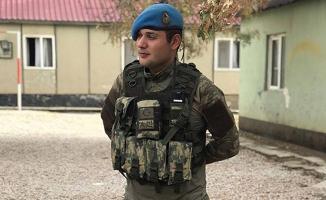 Erzurum'a Şehit Ateşi Düştü! Piyade Uzman Onbaşı Umut Öznütepe, Şehit Oldu