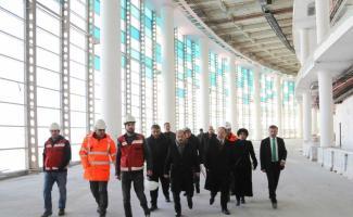 Erzurum Şehir Hastanesi kendi elektriğini de üretecek