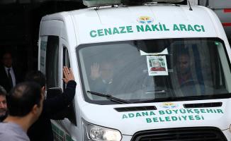 Fatih Terim'in babası son yolculuğa uğurlanıyor