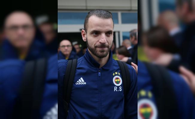 Fenerbahçe kafilesi Kayseri'ye geldi