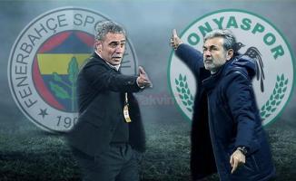 Fenerbahçe- Konyaspor Maçı Ne Zaman? Fenerbahçe- Konyaspor Maçı İlk 11'leri