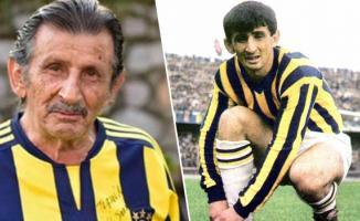 Fenerbahçe'nin unutulmaz futbolcularından Abdullah Çevrim Fethiye'de toprağa verildi