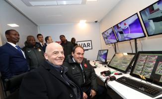 FIFA Futbol Zirvesi, İstanbul'da devam ediyor
