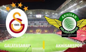 Galatasaray ile Akhisarspor yarın 14. kez karşı karşıya gelecek