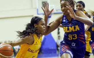Galatasaray Kadın Basketbol Takımı, Fransa temsilcisi BLMA'ya konuk olacak