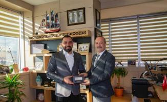 Gençlik ve Spor Bakan Yardımcısı Yerlikaya'ya ziyaretler