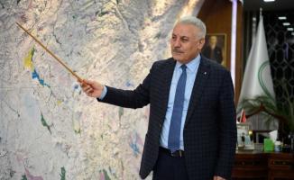 Gerede suyu yakında Ankara'ya akacak