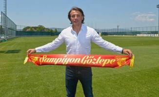 Göztepe Teknik Direktör Tamer Tuna ile 3.5 yıllık sözleşme imzaladı