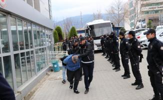 GÜNCELLEME - Denizli'de uyuşturucu operasyonu