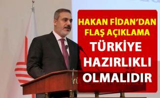 Hakan Fidan, iç ve dış tehditler, algı operasyonları hakkında flaş açıklama