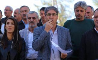 HDP Mardin İl Başkanı Ali Sincar tutuklandı