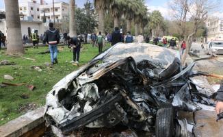 İdlib'de art arda iki bombalı saldırı