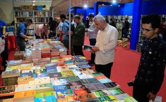 Irak, Arap dünyasına açılımını Bağdat Kitap Fuarı ile sürdürüyor
