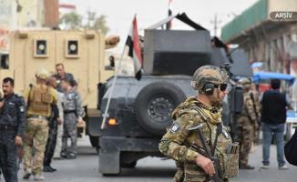 Irak'da DEAŞ tarafından güvenlik güçlerine düzenlenen saldırıda 3 kişinin öldürüldüğü belirtildi