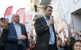 İsmi ilçe seçim kuruluna verilmeyen CHP İzmir Buca Belediye Başkan Adayı Suat Nezir çok sert tepki verdi