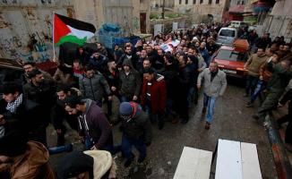 İsrail hapishanesinde hayatını kaybeden Filistinlinin otopsi sonucu açıklandı