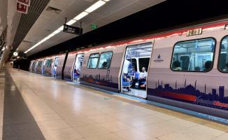 İstanbul Havalimanı raylı sistemi için 2,77 milyar lira bütçe ayrıldı