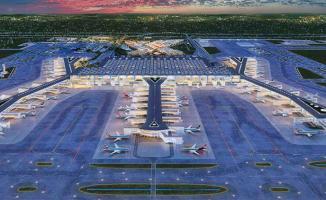 İstanbul Havalimanı'nın ilk aşamasında, 16 bin kişiye istihdam sağlaması planlanıyor