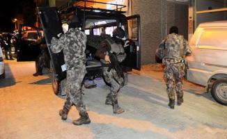 İzmir'de başlatılan PKK/PYD operasyonlarında 10 kişi gözaltına alındı