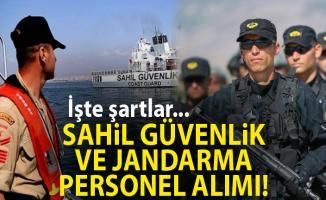 Jandarma ve Sahil Güvenlik Akademisi'ne öğrenci alımı için ön başvurular başladı