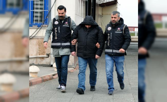 Kahramanmaraş'ta 46 suçtan 6 yıldır aranan zanlı yakalandı