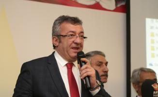 Kahramanmaraş'ta CHP'nin aday tanıtım toplantısı