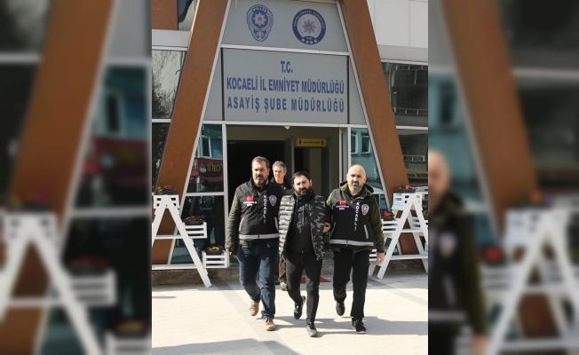 Kocaeli'de tribün lideri Tuna Durmaz'ın öldürülmesine ilişkin davada 2 kişi tutuklandı