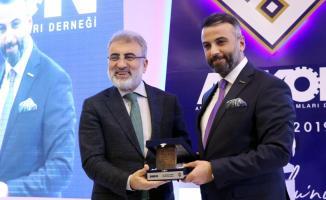 ASKON Genel Başkanı Orhan Aydın Kültepe Ekonomi Zirvesinde flaş açıklamalarda bulundu