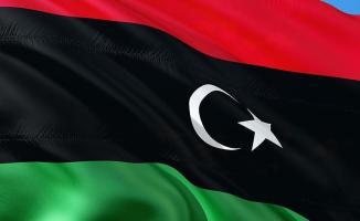 Libya'da Fil Petrol Sahası yakınına hava saldırısı