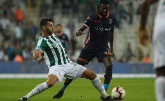 Lider Medipol Başakşehir, yarın Bursaspor'u konuk edecek