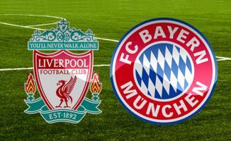 Liverpool- Bayern Münih Şampiyonlar Ligi Maçı Saat Kaçta? Hangi Kanalda?