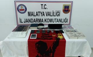 Malatya'da terör operasyonu