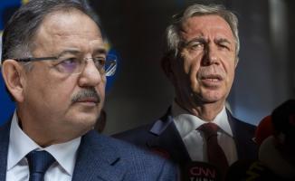 Mansur Yavaş, Mehmet Özhaseki Hakkında Suç Duyurusunda Bulundu