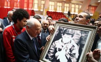 MHP'nin kuruluşunun 50. yıl dönümü kutlanıyor