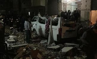 Mısır'daki intihar saldırısı