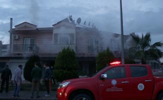 Muğla'da masaj salonu yangını